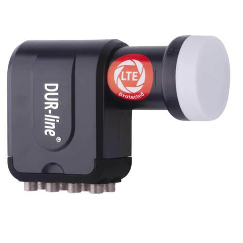 Dur line Ultra Octo Switch LNB 8 Teilnehmer direkt Filter LTE DECT UHD 4K 5K 8K