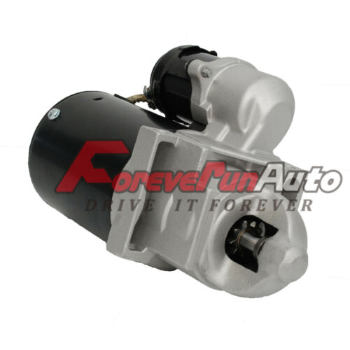 New Starter for Chevy Astro C1500 G P Series S10 GMC Truck 88-96 4.3L 6416