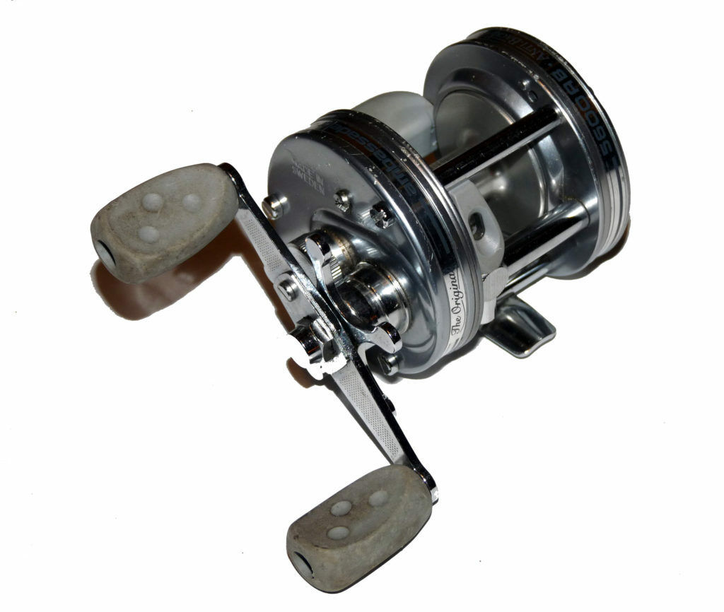 Abu Ambassadeur 5600  AB multiplier reel thumb bar release little used  hot