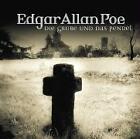 Die Grube und das Pendel, 1 Audio-CD von Edgar Allan Poe (2004)