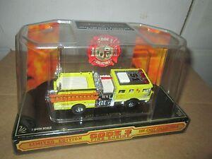 Ville De Los Angeles, Code 3, Seagrave Pumper, 1/64 Département des incendies, Unité 51 # 02450