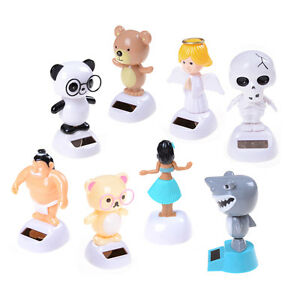 Cute-Solar-Powered-Dancing-Flip-Flap-Car-Home-Desk-Dancer-Bobble-Toys-YLPLCA