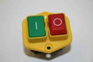 Schalter-EinbauSchalter-K-amp-B-KB-01-16A-U-Ausloser-02-Motorschalter-Gerate