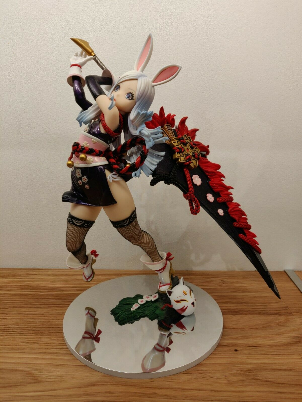 Tera  The Exiled Realm of Arborea - Elin Figure PVC Flare
