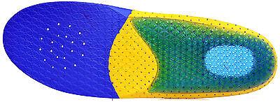 Vendita Professionale Comfort Suole Sport Gel Activ Plantare Scarpa Trekking Depositi Ad Assorbire-mostra Il Titolo Originale Qualità E Quantità Assicurate