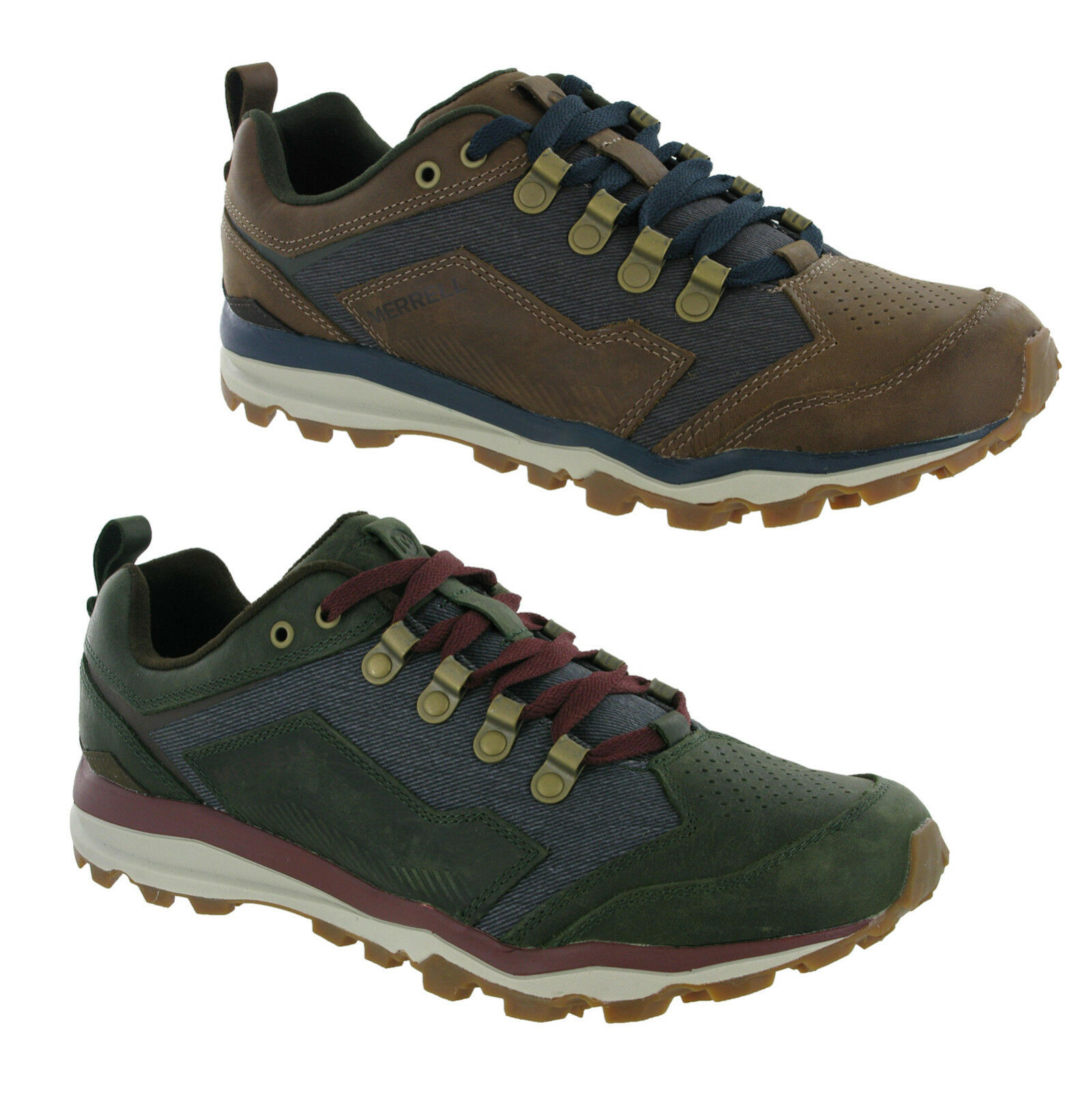 Merrell Walking shoes All Out Crusher Casual Comfort Lace Up Trekking Trainer