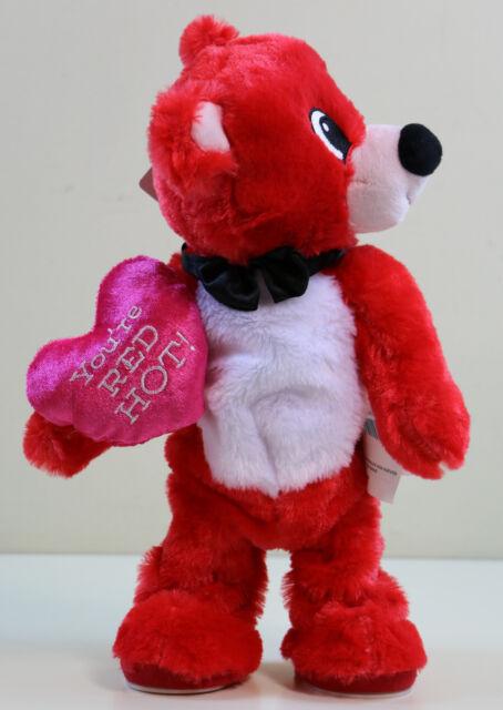 Gemmy Valentines Day Teddy Bear Animated Twerking Baby Got Back