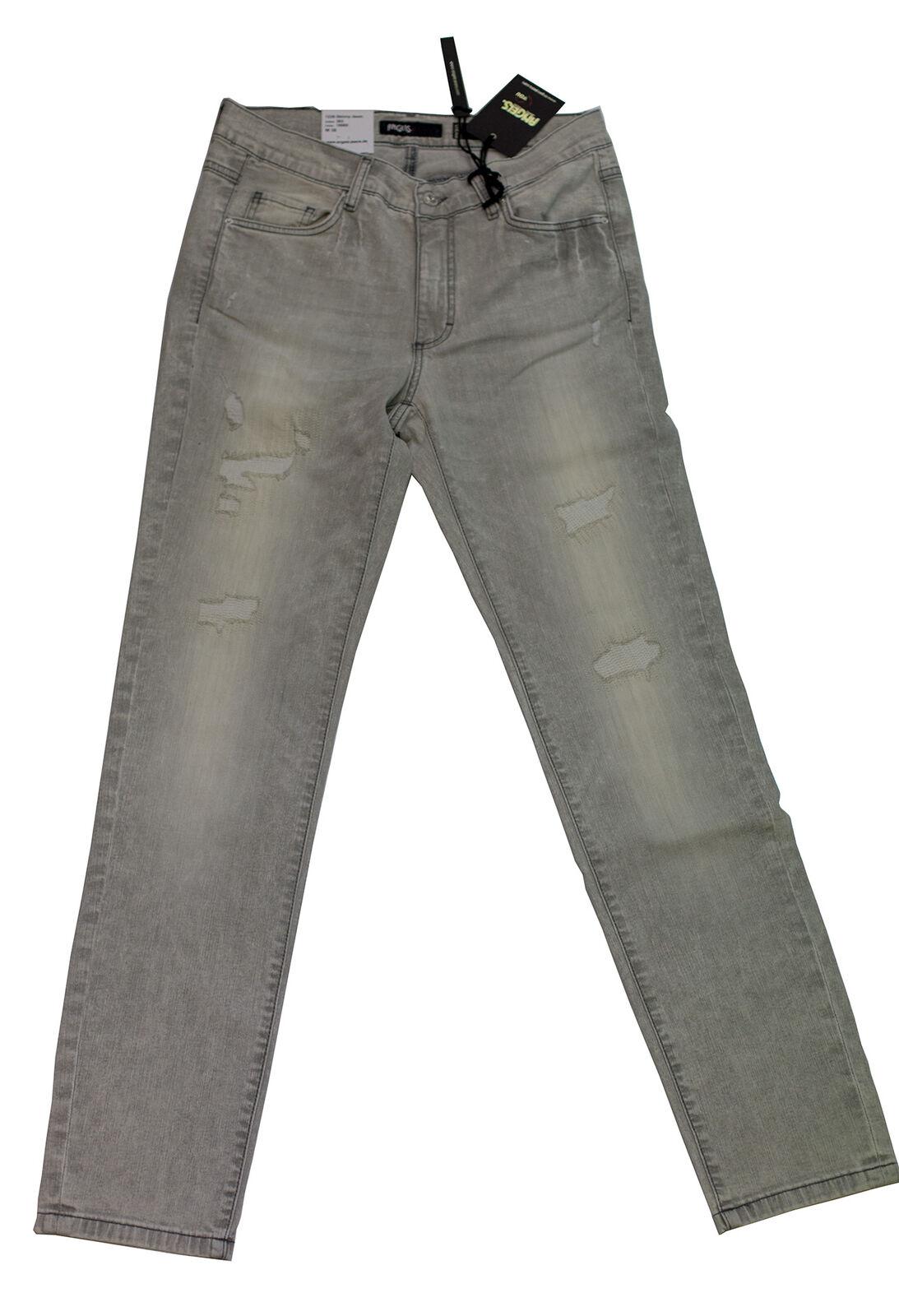 Angels Jeans Skinny destr. destr. destr. light grau used buffi Damen Hose viele Größen Röhre | Mama kaufte ein bequemes, Baby ist glücklich  6ba8d0