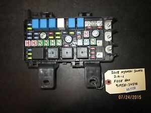 image is loading 08-hyundai-sonata-2-4l-fuse-box-91950-