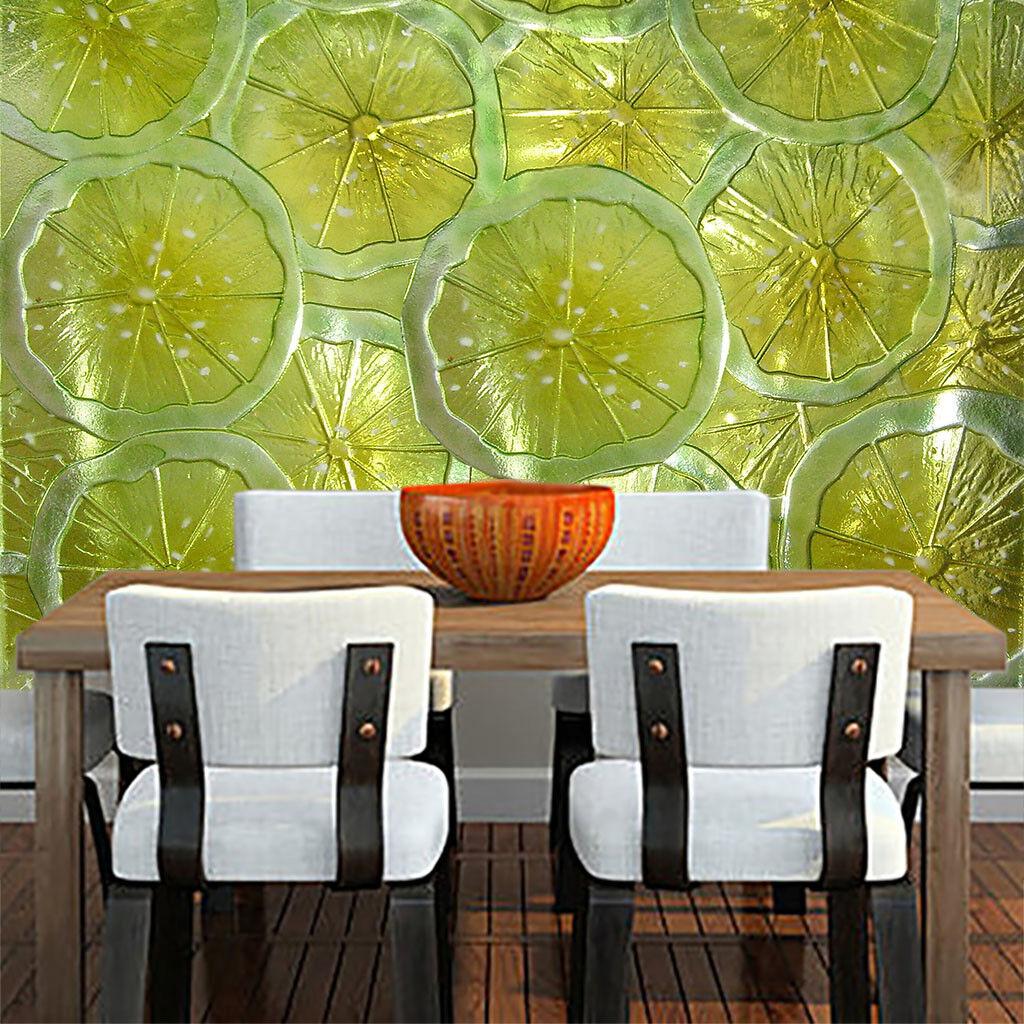 3D Zitronenscheibe 832 Tapete Wandgemälde Tapete Tapeten Bild Familie DE Lemon    Preiszugeständnisse    Viele Sorten    Qualitätskönigin