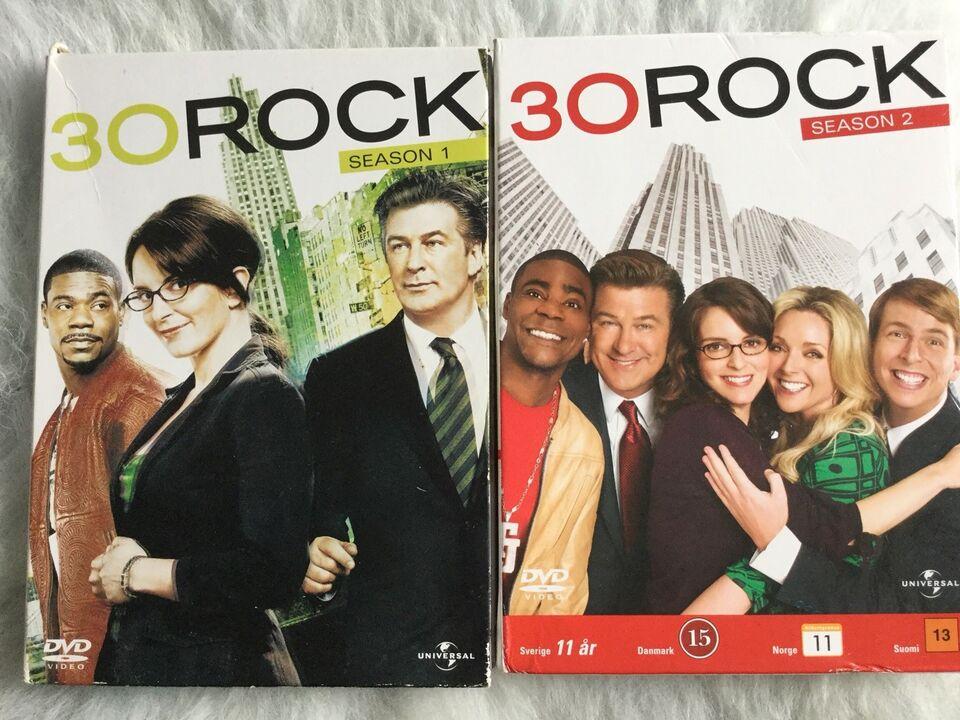 30 Rock, DVD, komedie