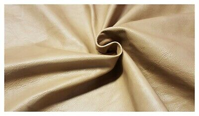 Leather Cow Hide Light Toast Brown Upholstery Avg 40 Sq Ft Auto Cowhide  TS-0321