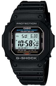 G-Shock-Retro-Classic-Solar-Power-Digital-Black-Resin-G5600E-1-Stand-Out