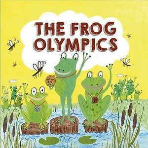 Very-Good-The-Frog-Olympics-Paperback-Moses-Brian-0750296836