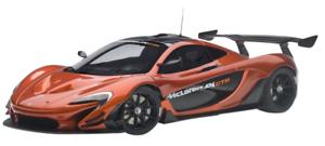 NEW AUTOart 1 18 McLaren P1 GTR orange Japan import