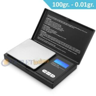 MINI BILANCIA BILANCINO DI PRECISIONE DIGITALE LCD 0,01gr 200g