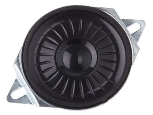 8ohm 40mm with Mounting Flanges ABS-234-RC 0.5W Miniature Mylar Speaker