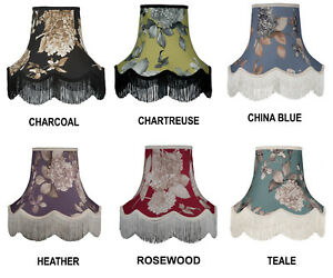 Floral-Floor-Lampshades-Table-Lampshades-Ceiling-Lights-amp-Standard-Lampshades