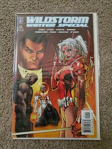 Wildstorm-Winter-Special-1-in-NM-DC-comics-Michael-Turner-Cover