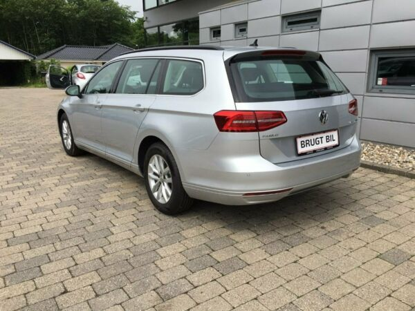 VW Passat 2,0 TDi 150 Comfort+ Vari. DSG - billede 2