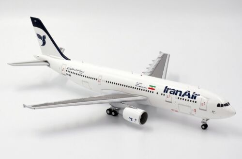 JC WINGS LH2046 1/200 IRAN AIR AIRBUS A300-600R EP-IBB WITH STAND