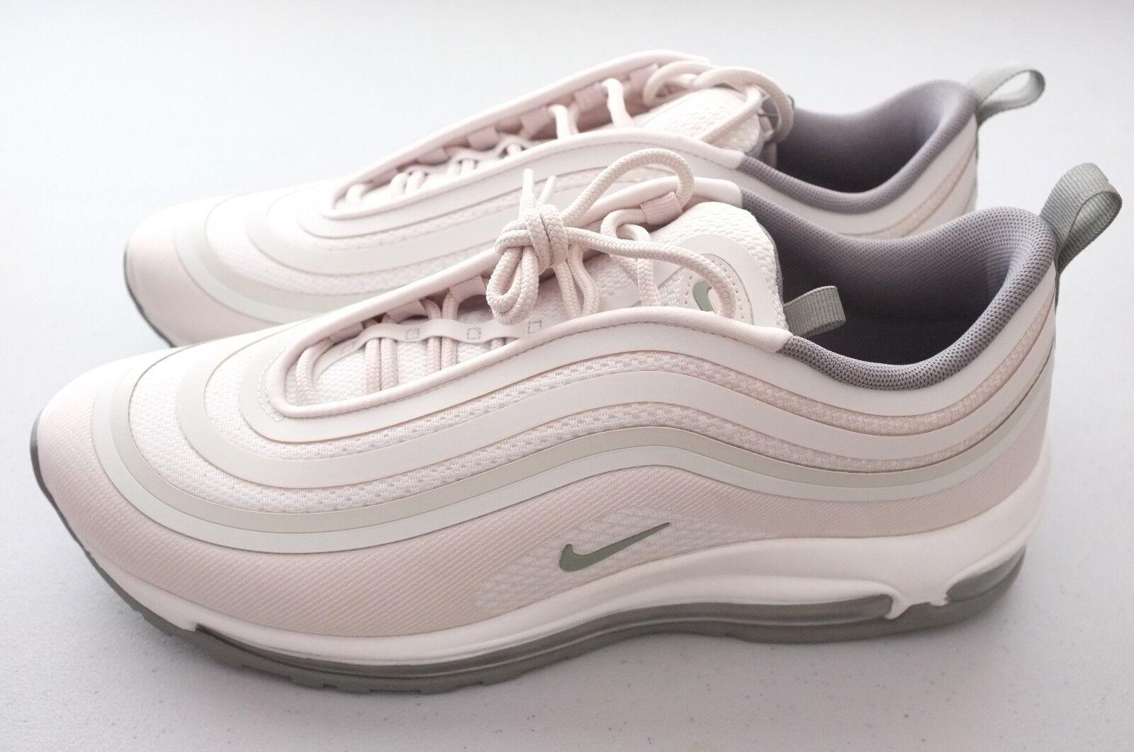 Nike Air Max 97 Ultra 17 Light Orewood Brown Running shoes 917704-100 Wmns Sz 12