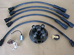 RTC3612 distribuidor Land Rover Serie 3 ERC3256 Enchufe de plomo y puntos Set 566859