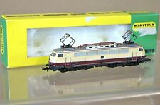 MINITRIX N 2945 DB BORDEAUX CRÈME TEE INTERCITY CLASSE BR E03 E-LOK LOCOMOTIVE