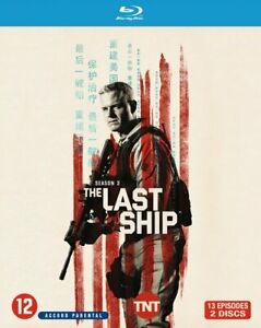 BLU-RAY-THE-LAST-SHIP-SEIZOEN-3-SAISON-3-NEW-NIEUW-SEALED