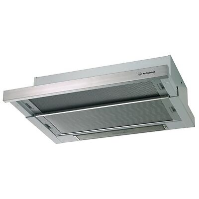NEW Westinghouse 60cm Slideout Rangehood WRH608IS