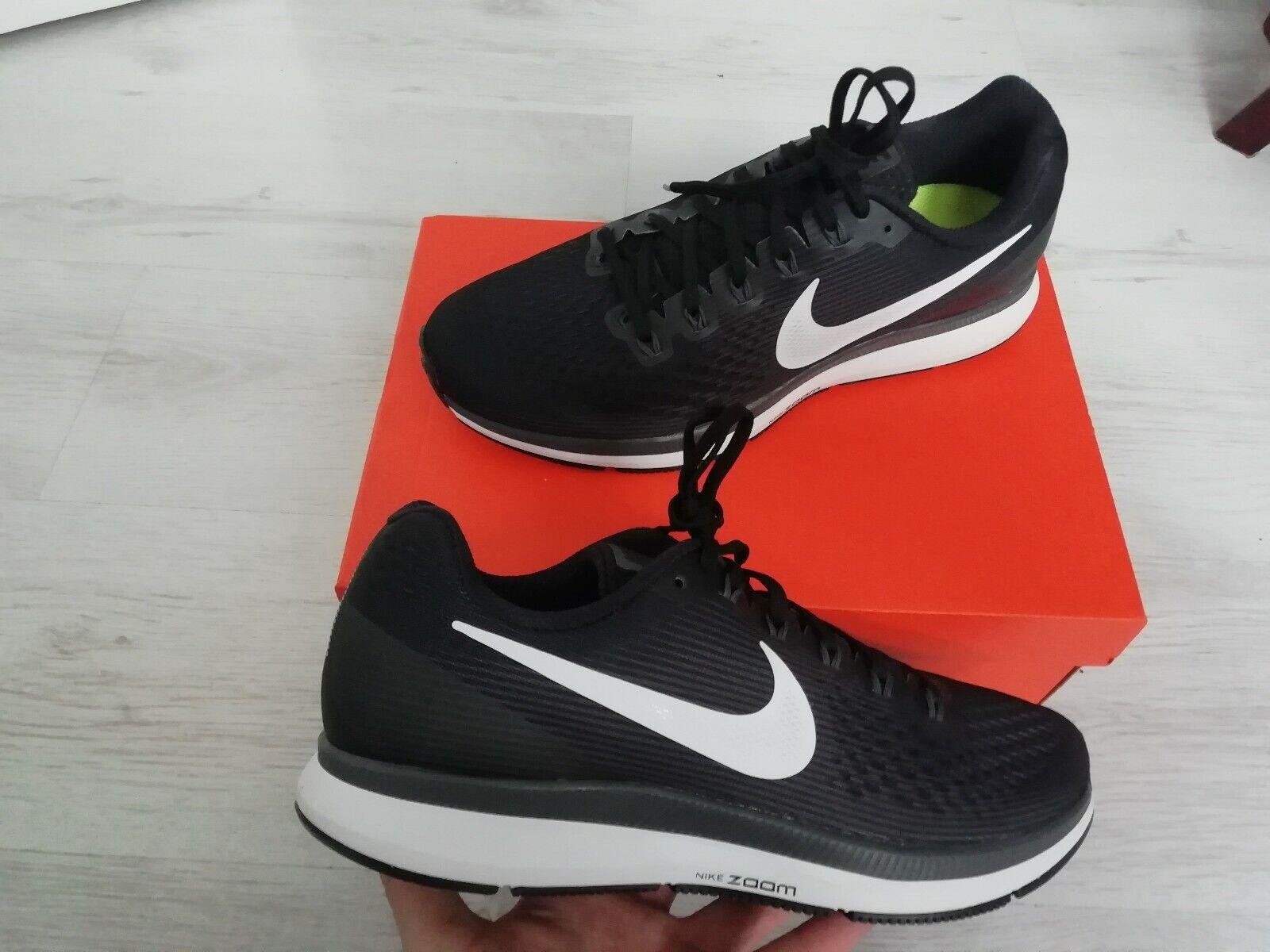 Nike Air Zoom Pegasus 34 Uomo Scarpe Da Corsa Taglia UK11 EUR46 880555 001