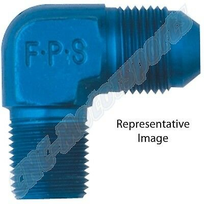 """482244 FRAGOLA 4AN X 1//4/"""" MPT 90 DEGREE ADAPTER"""