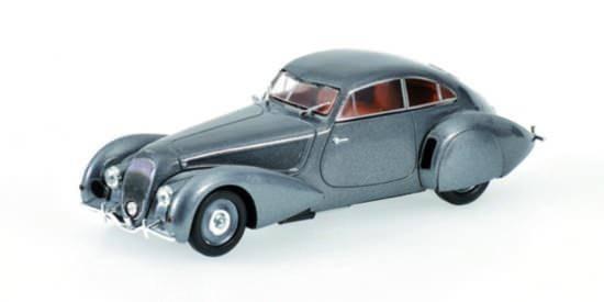 Minichamps 436139820 Bentley Embiricos 1939 in silver 1 43 NEU & OVP