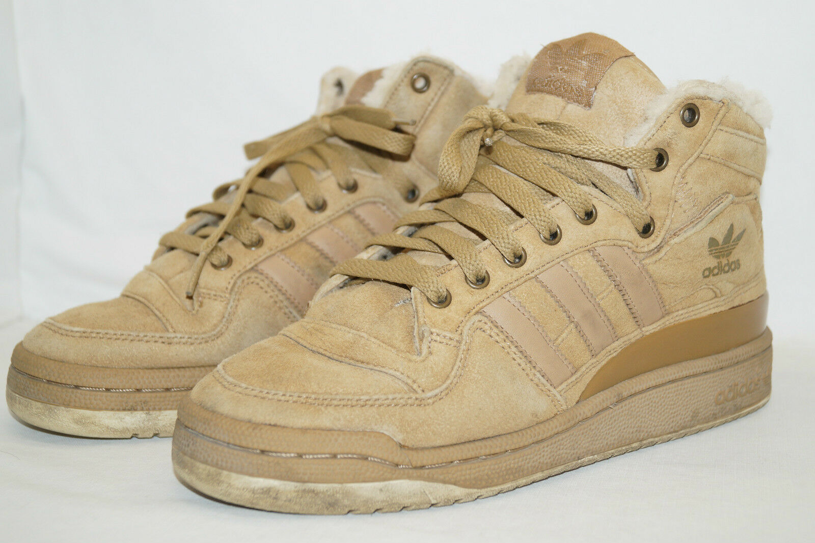 Adidas FORUM HI SH SHEEPSKIN lim 500 pcs 2004 2004 2004 547833 EU 39 1/3 UK 6 von 2004 a0a4bb