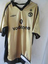 Manchester United Centenary 2001-2002 Away 3rd Football Shirt XL /13294