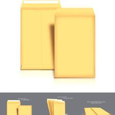New Listingamazon Basics Catalog Mailing Envelopes Peel Amp Seal 9x12 Inch Brown Kraft