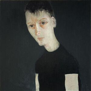 Ipalbus Boy Black Shirt Man Male Fine Art Giclee Print Original Painting Pojani