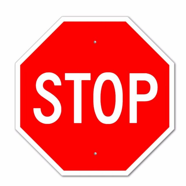METAL  MINI  WRONG WAY  TRAFFIC  SIGNS MINIATURE