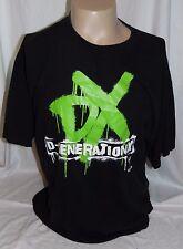 Vintage WWE WWF D Generation X T Shirt XL Triple H HHH X Pac Shawn Michaels