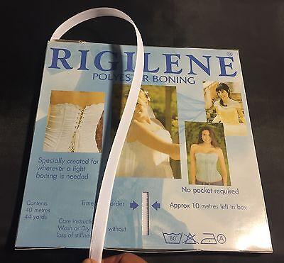 """10 yds Rigilene Polyester Boning For Nursing Cover~1//2/"""""""