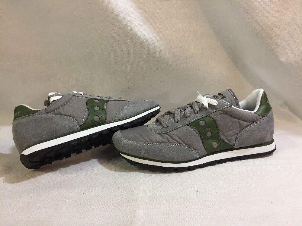 Saucony LOGANLP UK Men's Athletics Schuhes Gray Größe 9 UK LOGANLP 8, Eur 42.5 17418e