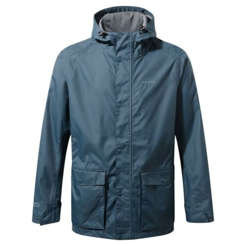 Craghoppers Men/'s Kiwi Classic Waterproof Jacket