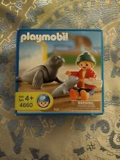 Playmobil Child with Seals 4660