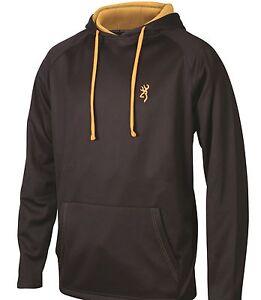 Browning Hooded Sweatshirt Black