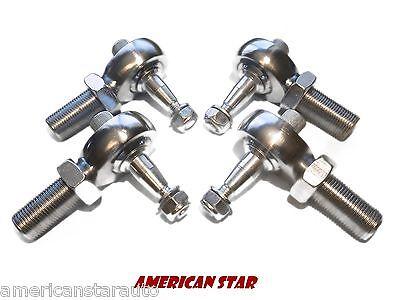 Yamaha Raptor 700 4 American Star 4130 Chromoly Pro X Racing Ball Joint Set