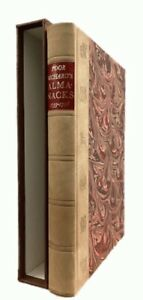 Poor Richards Almanacks For The Years 1733-1758 LEC NORMAN ROCKWELL SIGNED