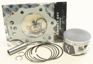1.50mm Oversize to 91.46mm~2003 Honda TRX450FE FourTrax Foreman ES Piston Kit