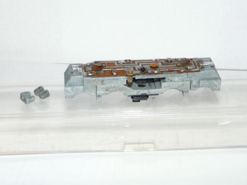 Roco RE 4//4 SBB Chassis 202 Platine Beleuchtung,Abdekung neuwertiger Zustand