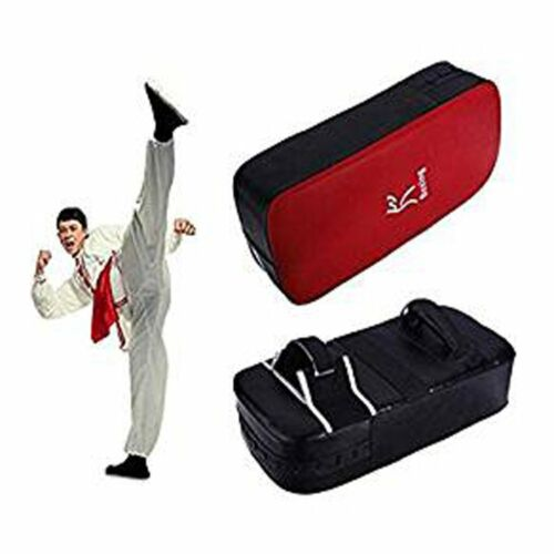 Taekwondo Focus Foot Target Boxing Kick Punch Pad Shield for Martial Training