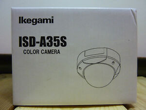 Ikegami-ISD-A35S-700TVL-CCTV-Dome-Camera